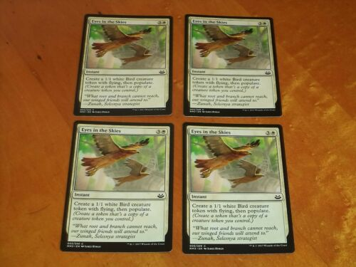 4x Playset MTG Magic the Gathering Complete Set 4 x4 Cards Modern Masters 2017