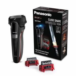 Panasonic-ES-LL41-K503-Afeitadora-todo-en-uno-te-permiten-cortar-la-barba