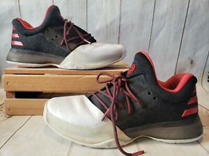 the best attitude be084 0b2c4 Image is loading Adidas-James-Harden-Vol-1-Pioneer-Core-Black-
