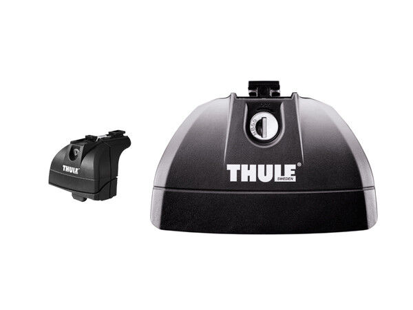 Thule 753 Foot x1 Complete Includes Specific Key and Barrel 1 Foot