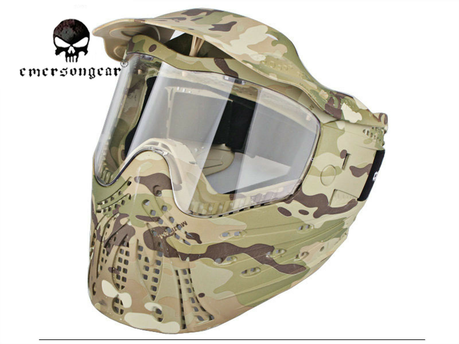 EMERSON Tactical Anti-Strike Mask Military Airsoft Combat Full Face Mask  EM6603  professional integrated online shopping mall