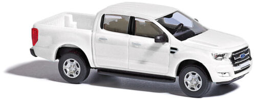 Busch 52802-1//87 Neu H0 Ford Ranger weiß