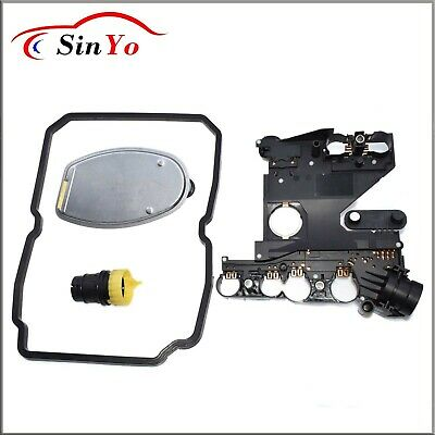 Plug Adapter Compatible with Merced-es 722.6 Oil Pan Gasket 1402770095 Auto Transmission Filter