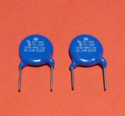 3300pF,WKO 3N3 M IEC384-14//2 X1 3x Keramik-Kondensator 3,3nF//250//440V~ RM10 B26