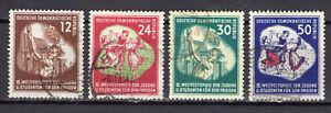 DDR-1951-im-n-289-292-mundo-festivales-de-la-juventud-entre-estudiantes-con-sello-o