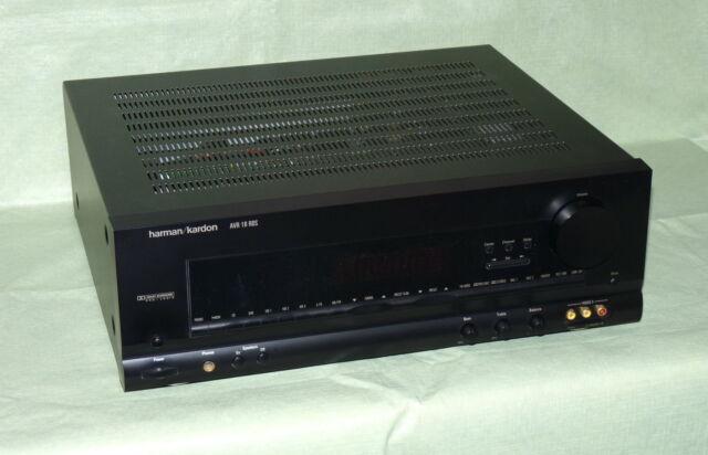 harman/kardon  AVR 18 RDS  -  Dolby Heimkino AM/FM Receiver -