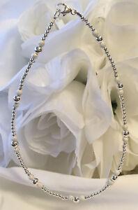 Sterling-Silver-Stardust-Bracelet-or-Ankle-Bracelet-2964-Plus-Sizes-too