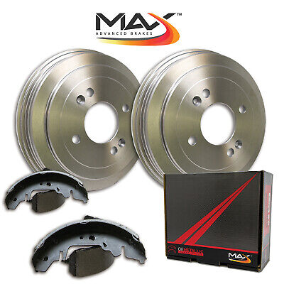 OE Replacement 1999 2000 2001 2002 Toyota Solara Rotors Metallic Pads F