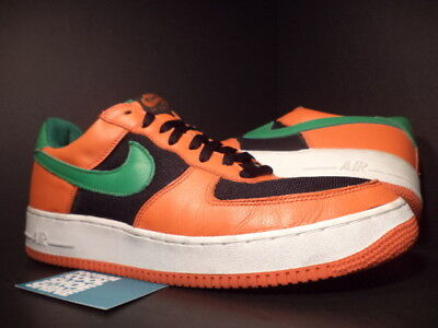 White 307334 2003 Nike 826216998395Ebay Air Low 1 Orange Force Carnival Green 13 Black 831 Flash 435qAjLR