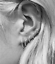 925-Sterling-Silver-Solid-Classic-Hoop-Ring-Earrings-Lip-Ear-Nose-Body-Piercing thumbnail 6