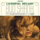 California Dreamin' Bud Shank Audio CD