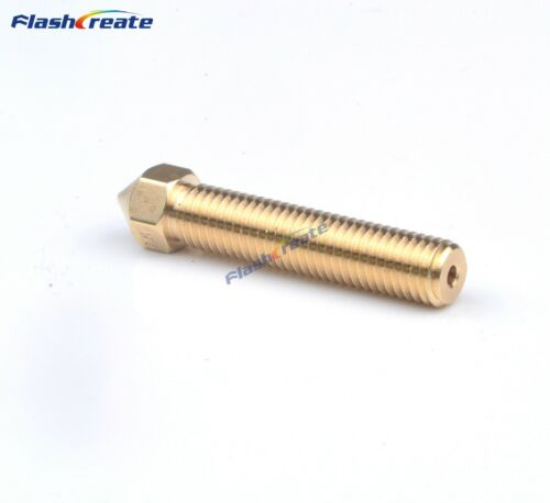 3D Printer Nozzle 40MM Lengthen long 0.4//0.5//0.8//1.1//1.3mm M7*32mm For 1.75mm