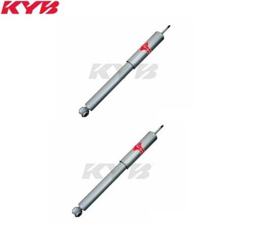 For Chevrolet Camaro l6 V8 Set of 2 Rear Shock Absorbers KYB Gas-A-Just KG5521