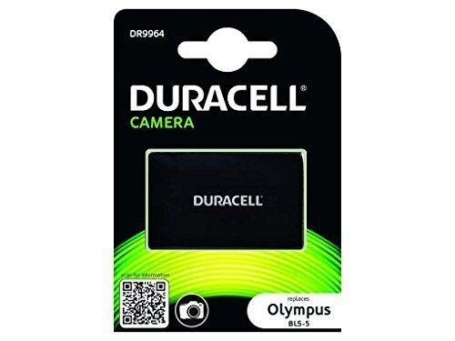 Duracell Premium Analógico Olympus BLS-5 Batería Pluma E-P3 E-PL1 E-PL2 E-PL3 7.4 V 10
