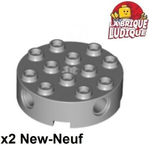 choose colour! 4x4 bricks LEGO 2 x round bricks with holes Part number 6222