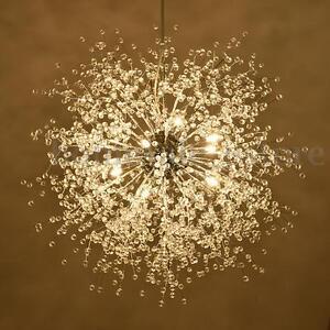 Modern dandelion led chandelier fireworks pendant lamp ceiling image is loading modern dandelion led chandelier fireworks pendant lamp ceiling aloadofball Images