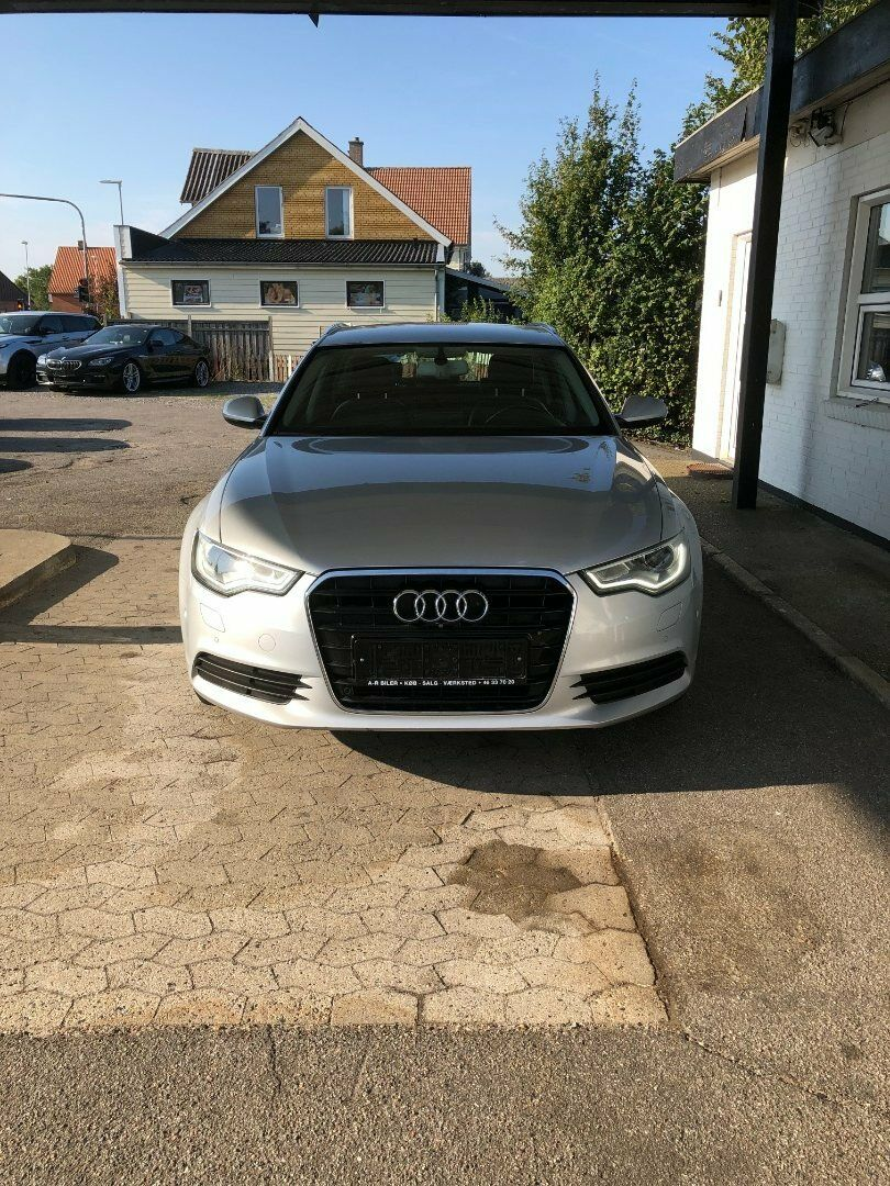 Audi A6 3,0 TDi 204 Avant S-tr. 5d - 229.800 kr.