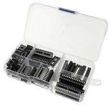 66 Pcs Dip Ic Sockets Adaptor Solder Type Socket Kit 68141618202428 Pins