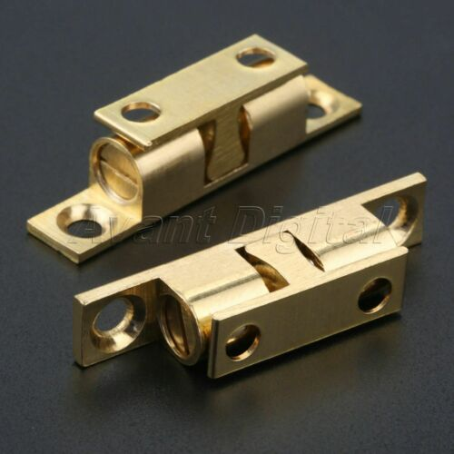 Dual Ball Touch Rouleau Armoire Tiroir Cabinet Door Latch captures Hardware 42 mm