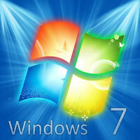 Windows 7 Professional 64 Bit Oder 32 Bit Deutsch 24/7 Versand Sofortversand