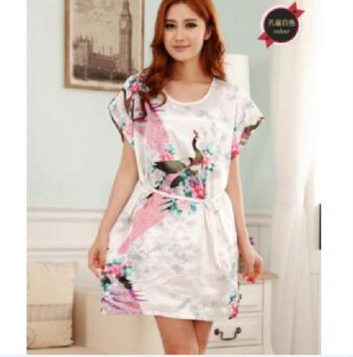 @@ Women robe Silk Satin Robes Bridal Wedding Bridesmaid Bride Gown kimono robe