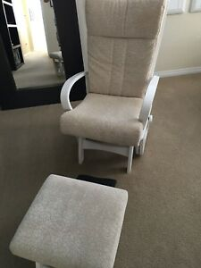 Dutalier 962 Glider Chair Multi Position Recliner And