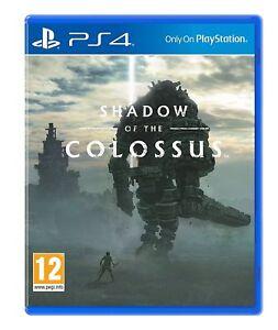 L-039-ombra-del-colosso-PS4-Nuovo-e-Sigillato-in-Stock-Ora