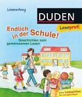 Leseprofi - Endlich in der Schule! von Luise Holthausen und Christian Tielmann (2015, Gebundene Ausgabe)