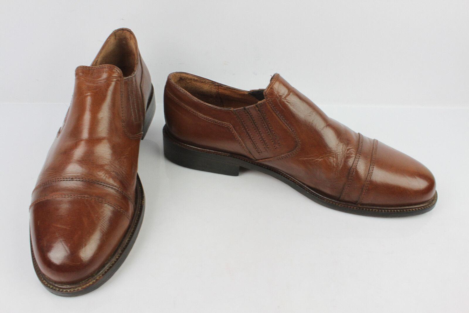 Los últimos zapatos de descuento para hombres y mujeres Mocassins Derby BARTOLLINI Tout Cuir Marron T 43 TBE