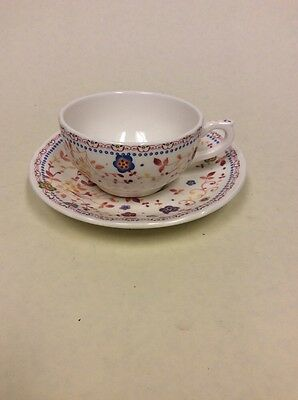 Gien Colette Tea cup And Saucer