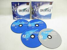PSone Books FINAL FANTASY VII 7 International Ref/ccc PS1 Playstation Japan p1