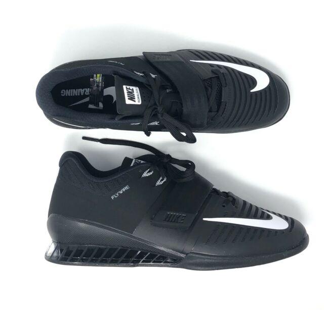 Nike Romaleos 3 Black - 852933-002