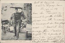 CHILE COSTUMBRES CHILENAS MOTE MOLI... DO ED. BRANDT N° 39 (VER TEXTO)