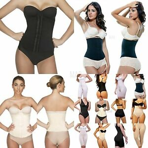 Vedette-103-Firm-Control-Classic-Girdle-Waist-Slimmer-Colombian-Body-Shaper