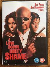 Keenan Ivory Wayans Jada Pinkett Smith A LOW DOWN DIRTY SHAME ~ 1995 | UK DVD