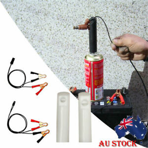 AU-Car-Vehicle-Fuel-Injector-Flush-Cleaner-Adapter-Cleaning-Tool-Nozzle-DIY-Kit