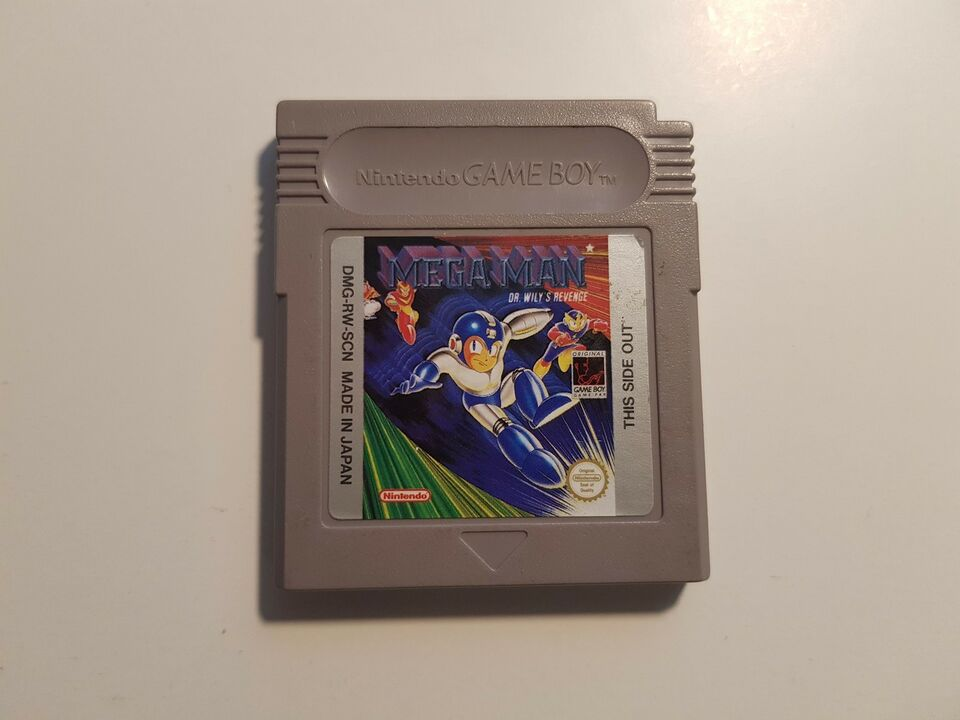 Mega Man, Gameboy