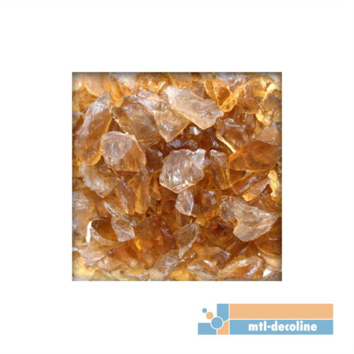 10 kg Glassplitt Glasbruch Glassteine Glas Splitt Deko verschiedene Farben