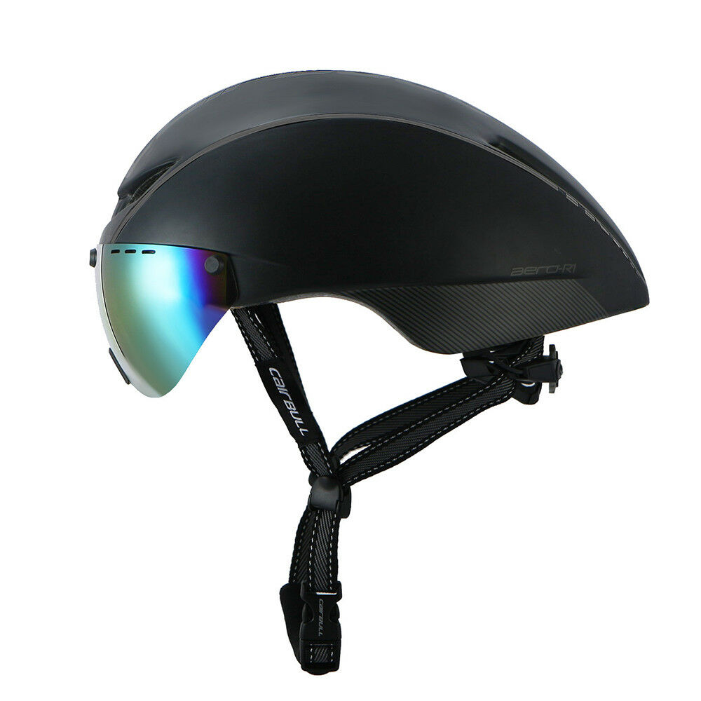 CAIRBULL  AERO-R1 54-60cm Cycling Helmet In-mold 4 Ventilation Road Bike Goggles  more discount