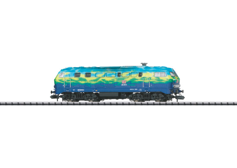 Trix 16285 Diesellok 218 418-2 der DB AG mit Digital-Decoder DCC  NEU in OVP
