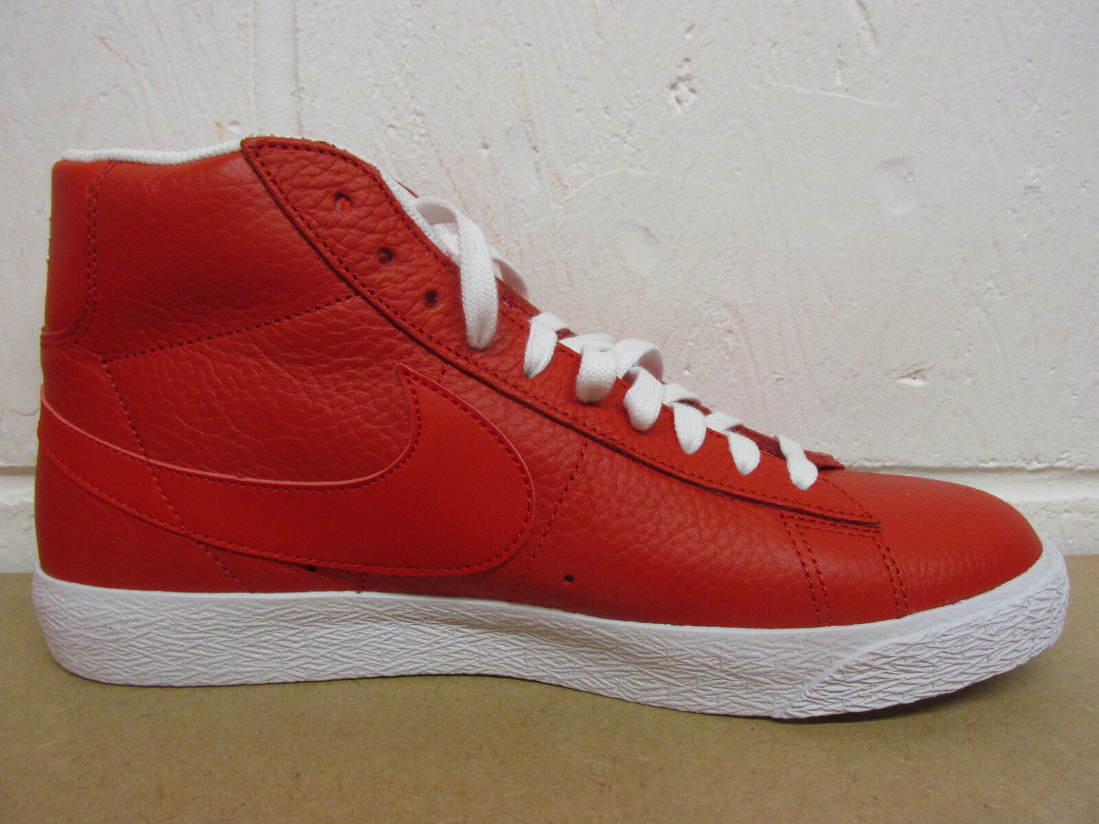 nike trainers blazer mid PRM mens hi top trainers nike 429988 604 sneakers shoes 14b392