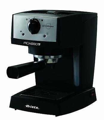 MACCHINA DA CAFFE ARIETE PICASSO CIALDISSIMA  CIALDA E MACINATO 1366