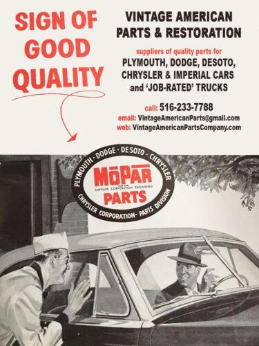 1950 DODGE BRAND NEW FUEL SENDING UNIT FLOAT SENDER PETROL SENSOR MOPAR NEW!