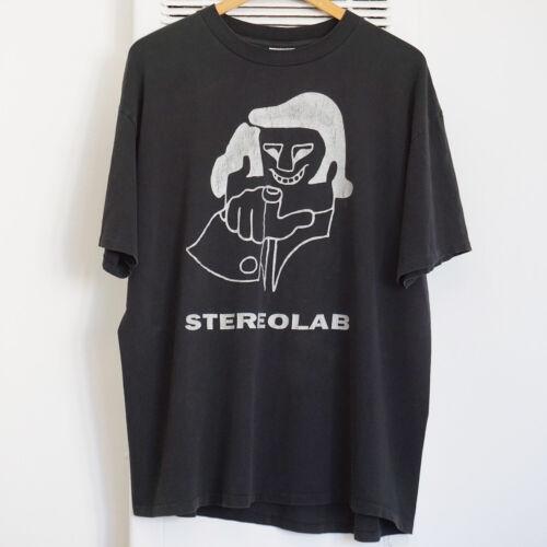 Vintage Stereolab T-shirt, Size XL, Oneita Power-T