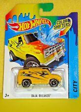 2014 Hot Wheels City - Color Shifters - Baja Breaker