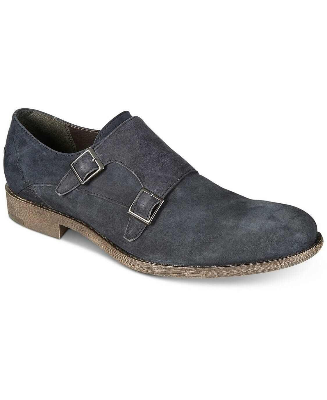 Kenneth Cole Men's Loafers Reaction Design 20644 Navy Size 11.5