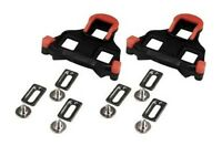 Shimano Sm-sh10 Red Fixed Cleats For Spd-sl Pedals