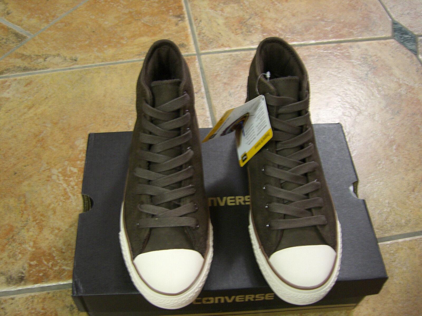 Converse Chucks All Star Boot M  Gr.40  Chocolate Leder Thinsulate 134477c