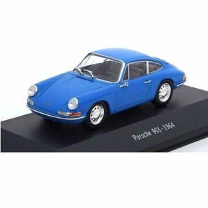 Porsche-901-1964-1-43-Atlas-Collection-Diecast-coche-a-escala