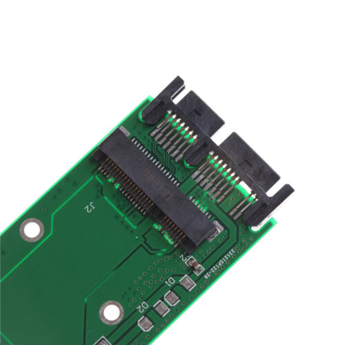 "Mini Pcie Pci-e mSATA SSD to 1.8/"" Micro SATA Adapter Converter Card RKCA"